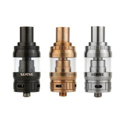 Sense Herakles Pro NANO Sub-Ohm Tank - Steel Wholesale + 100% Authentic + Cheap Prices + Fast Shipping	 Ecig Wholesale | Vape Wholesale | Ejuice Wholesale