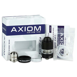 Innokin Axiom Sub-Ohm Tank Wholesale + 100% Authentic + Cheap Prices + Fast Shipping	 Ecig Wholesale | Vape Wholesale | Ejuice Wholesale