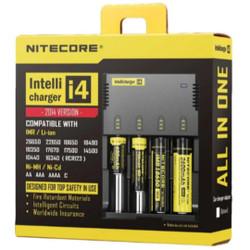 NiteCore I4 Intellicharger Wholesale 100% Authentic + Cheap Prices + Fast Shipping Ecig Wholesale | Vape Wholesale | Ejuice Wholesale