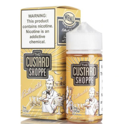 The Custard Shoppe Butterscotch 100ml E-Juice Wholesale | The Custard Shoppe E-Liquid Wholesale