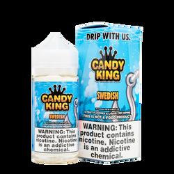 Candy King Swedish 100ml E-Juice Wholesale | Candy King Vape Wholesale