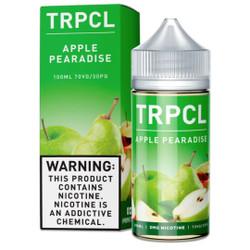 Tropical 100 Apple Paradise 100ml Wholesale | Tropical 100 E-Liquid Wholesale.