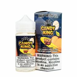 Candy King Peachy Rings 100ml E-Juice Wholesale | Candy King E-Juice Wholesale