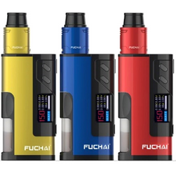 Sigelei Fuchai Squonk 213 Starter Kit Wholesale + 100% Authentic + Cheap Prices + Fast Shipping Ecig Wholesale | Vape Wholesale | Ejuice Wholesale