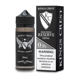 King's Crest Duchess Reserve 120ml E-Juice Wholesale | King's Crest E-Liquid Wholesale