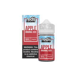 Red's Iced Apple 60ml E-Juice Wholesale | Red's Apple Ejuice Wholesale