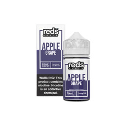 Red's Grape 60ml E-Juice Wholesale | Red's Apple Ejuice Wholesale