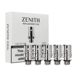 The Zenith Tank is an outstanding MTL (Mouth to Lung) tank, its performance is made possible by its companion the Zenith Replacement Coil!