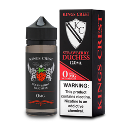 King's Crest Strawberry Duchess Reserve 120ml eJuice