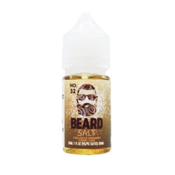 Beard Vape Salts No. 32 30ml E-Juice Wholesale | Beard Vape Salt Wholesale