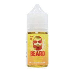 Beard Vape Salts No. 71 30ml eJuice by Beard Vape