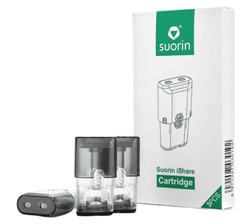 Suorin iShare AiO Replacement Pod Cartridge - 3PK Wholesale | Suorin Pod Wholesale