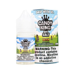 Candy King on Salt Batch 30ml Wholesale | Candy King Vape Wholesale