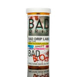 Bad Drip Bad Blood 60ml E-Juice Wholesale | Bad Drip E-liquid Wholesale