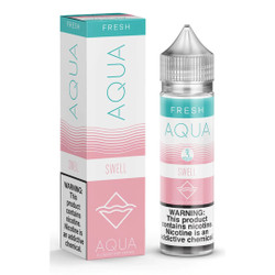 Aqua Swell 60ml E-Juice Wholesale | Aqua E-Liquid Wholesale