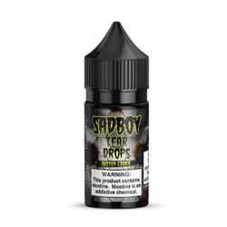 SadBoy Tear Drops Butter Cookie 30ml Salt E-Juice Wholesale | SadBoy Salt Nicotine Wholesale
