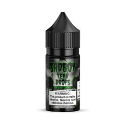SadBoy Tear Drops Key Lime Cookie 30ml Salt E-Juice Wholesale | SadBoy Salt Nicotine Wholesale