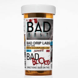 Bad Drip Bad Blood 30ml E-Juice Wholesale | Bad Drip Salt Nicotine Wholesale