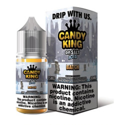 Candy King on Salt Iced Batch 30ml Wholesale | Candy King Salt Nicotine Wholesale