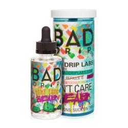 Bad Drip Don't Care Bear Iced Out 60ml E-Juice Wholesale | Bad Drip E-liquid Wholesale