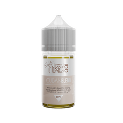 Naked 100 Salt Cuban Blend 30ml E-Juice Wholesale | Naked 100 Salt Wholesale