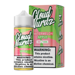 Cloud Nurdz Watermelon Apple 100ml eJuice