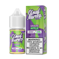 Cloud Nurdz Grape Apple 30ml eJuice