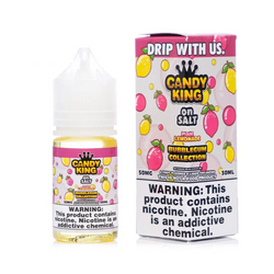 Candy King Pink Lemonade on Salt 30ml Wholesale | Candy King Salt Nicotine Wholesale