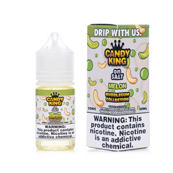 Candy King Melon on Salt 30ml eJuice