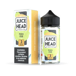 Juice Head Freeze Peach Pear 100ml E-Juice Wholesale | Juice Head Wholesale