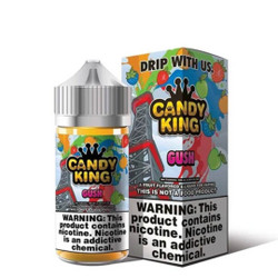 Candy King Gush 100ml E-Juice Wholesale