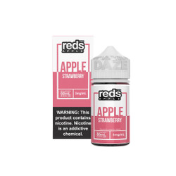 Red's Apple Strawberry eJuice Wholesale | Red's Apple Wholesale