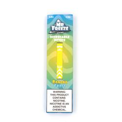 Mr.Freeze Banana Frost Disposable Vape Pod