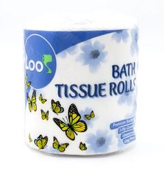 Loo 3-Ply Bath Tissue Rolls