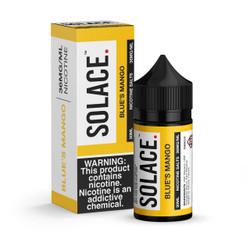 Solace Blue's Mango 30ml E-Juice Wholesale | Solace Wholesale