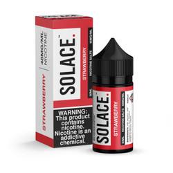 Solace Strawberry 30ml E-Juice Wholesale | Solace Wholesale