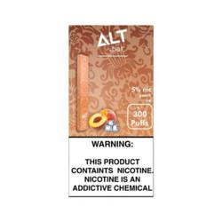 ALT BAR Peach Ice Disposable Vape Device Wholesale | ALT Bar Wholesale