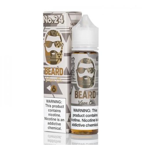 Beard Vape No.24 60ml eJuice