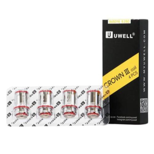 Uwell Crown 3 III Coil - 4PK