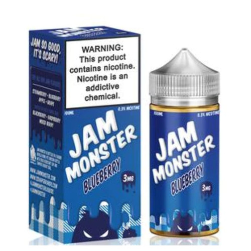 Jam Monster Blueberry 100ml eJuice