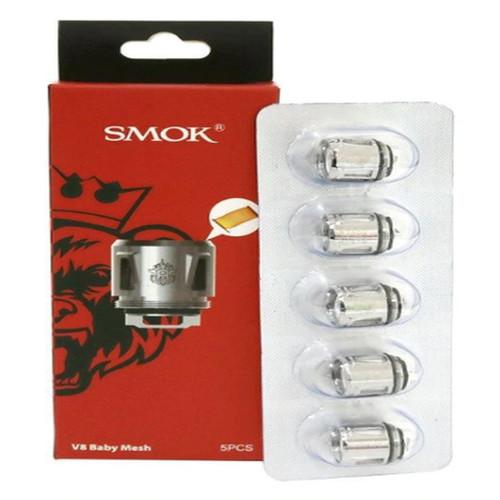 Smoktech TFV8 Baby Mesh Coil - 5PK