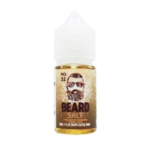 Beard Vape Salts No. 32 30ml eJuice by Beard Vape