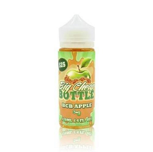Big Cheap Bottle Apple 120ml E-Juice Wholesale | Big Cheap Bottle E-Liquid Wholesale