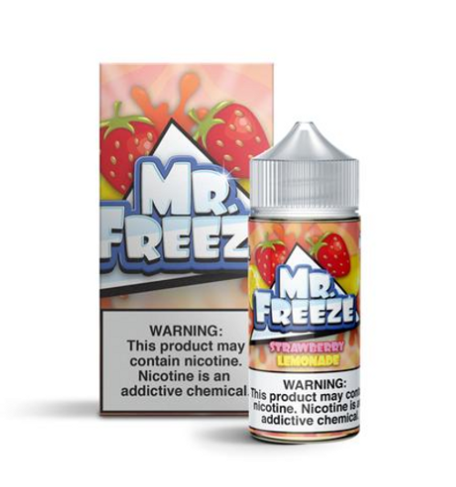 Mr.Freeze Strawberry Lemonade 100ml eJuice