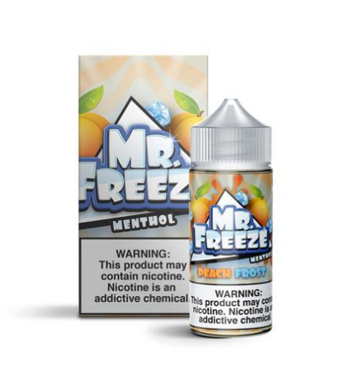 Mr.Freeze Peach Frost 100ml eJuice
