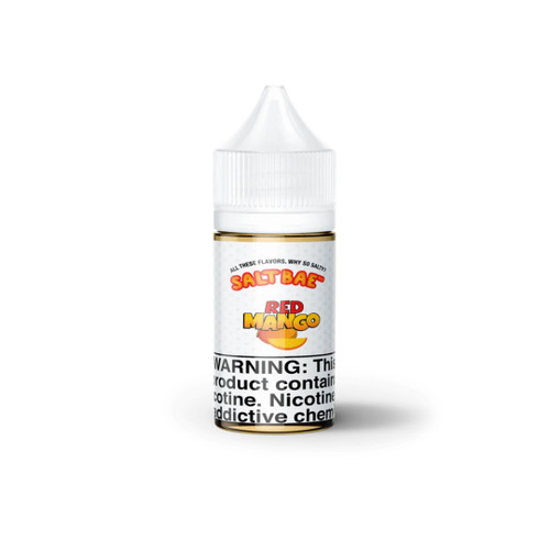 Salt Bae 50 Red Mango 30ml eJuice