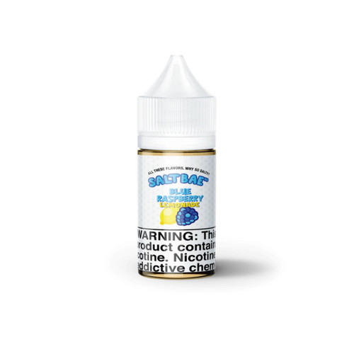 Salt Bae 50 Blue Raspberry Lemonade 30ml eJuice