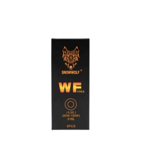 Sigelei Snowwolf WF Coil -5PK