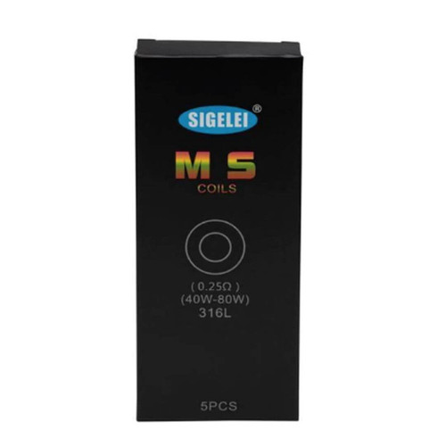 Sigelei MS Coil -5PK