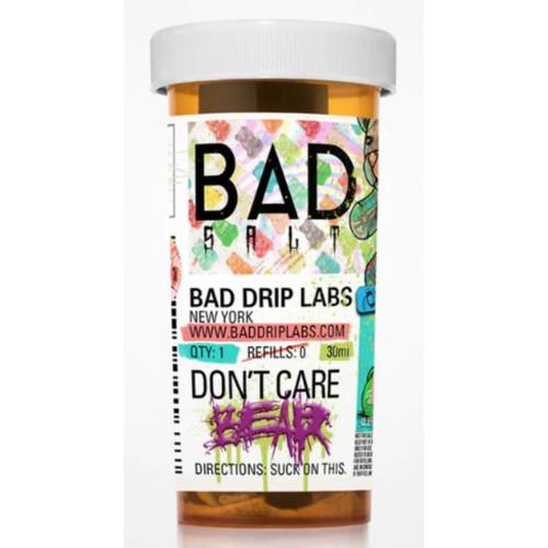 Bad Drip Salt Don't Care Bear 30ml eJuice